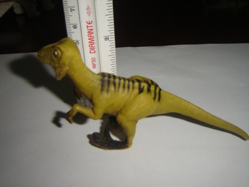 DeAgostini Dinosaurs Deinon10