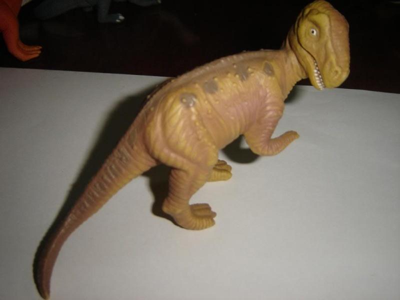 DeAgostini Dinosaurs Megalo10
