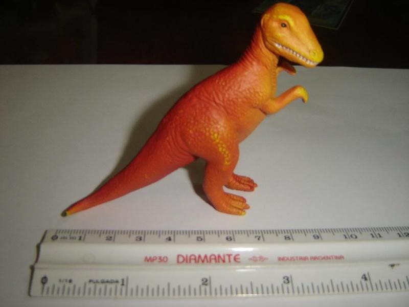 DeAgostini Dinosaurs Nanoty10