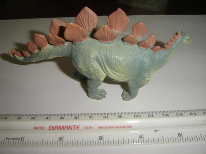 DeAgostini Dinosaurs Stegos10