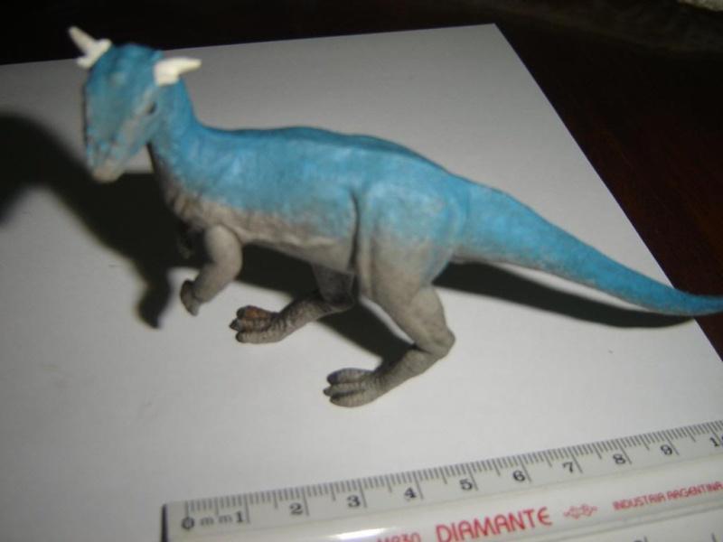 DeAgostini Dinosaurs Stygim10