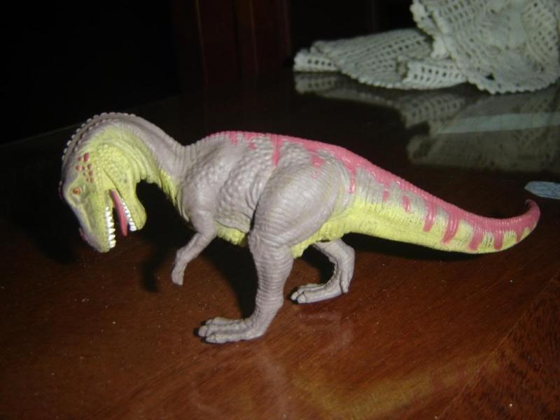 DeAgostini Dinosaurs Tarbos10