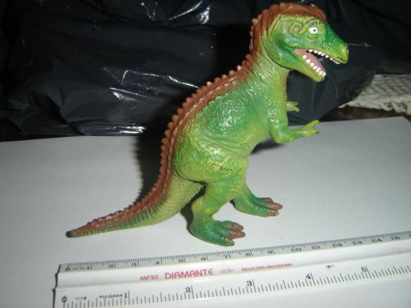 DeAgostini Dinosaurs Tirano10