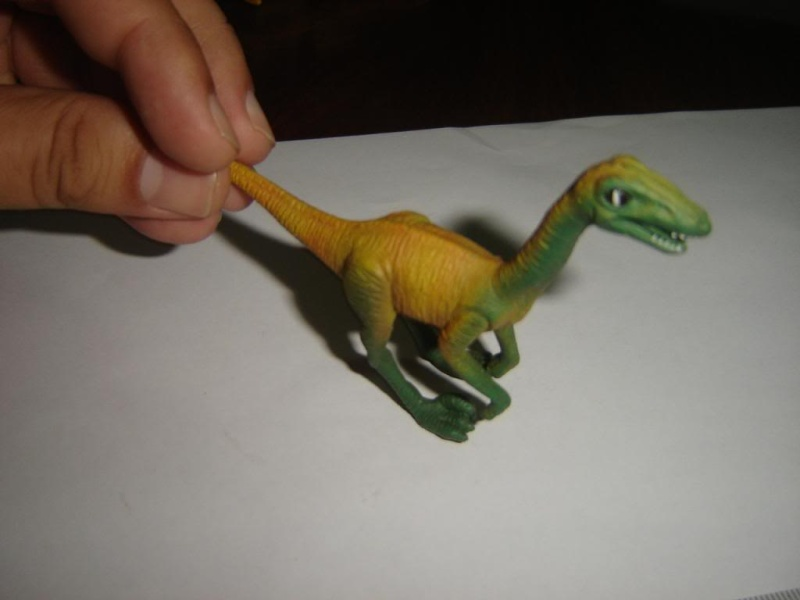DeAgostini Dinosaurs Troodo10