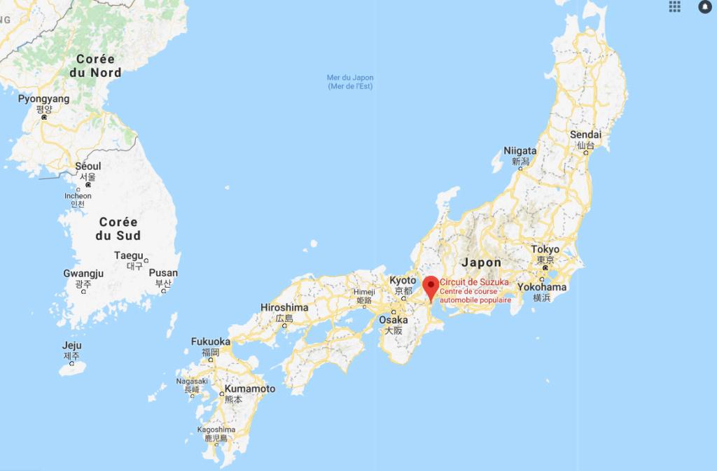 (Endurance) 8 heures de Suzuka 2018  Suzuka11