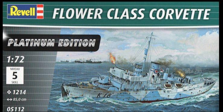 FLOWER CLASS CORVETTE REVELL 1/72 Flo_co10