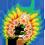 Aras Arc-en-Ciel => Plume d'Aras Arc-en-Ciel Macawh10