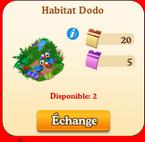 Habitat Dodo => Oeuf de Dodo Sans_261