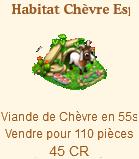 Habitat Chèvre Espagnole => Viande de Chèvre Sans_353
