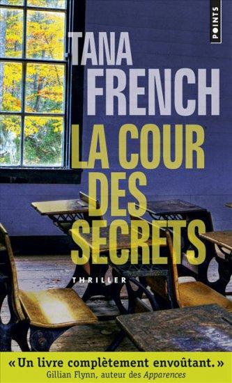 [French, Tana] La cour des secrets French10