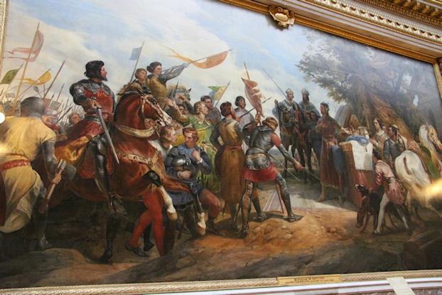 Bataille de Bouvines  10307410