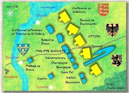 Bataille de Bouvines  Bouvin14