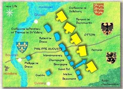 Bataille de Bouvines  Bouvin16