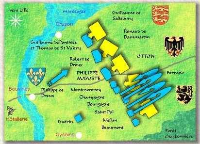 Bataille de Bouvines  Bouvin18