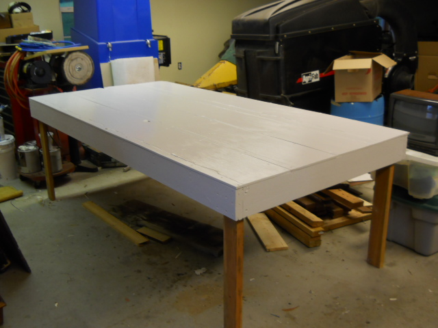 My new work table 02210