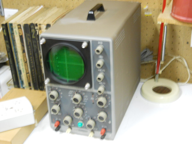 Auction test equipment 09910