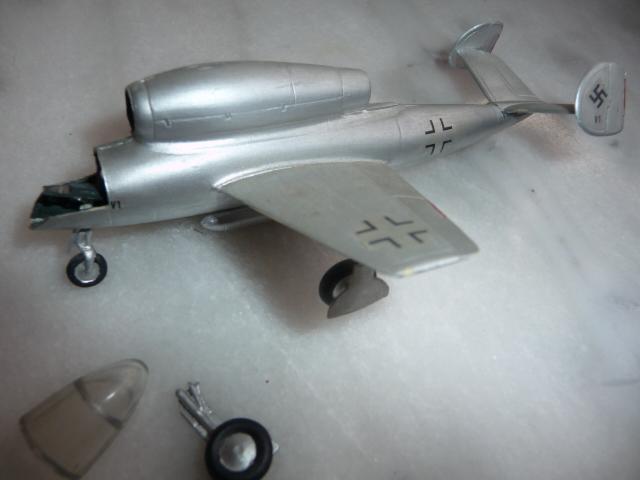 "Me 262 "" Schwalbe "" Allemagne - 1945 P1150210"