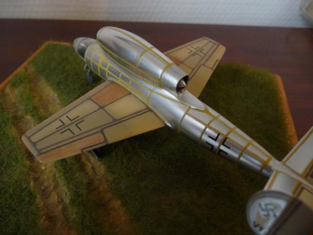 "Me 262 "" Schwalbe "" Allemagne - 1945 P1160810"