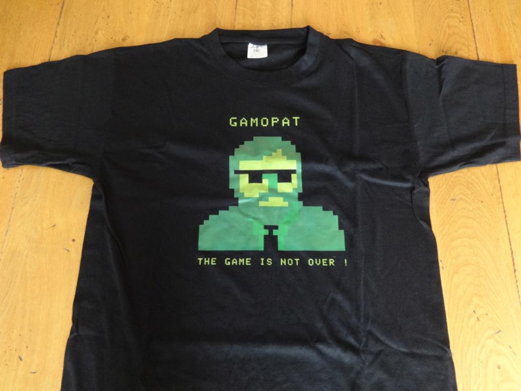 [Echange] Tee-shirt GAMOPAT vs Jeu Megadrive Dsc00211