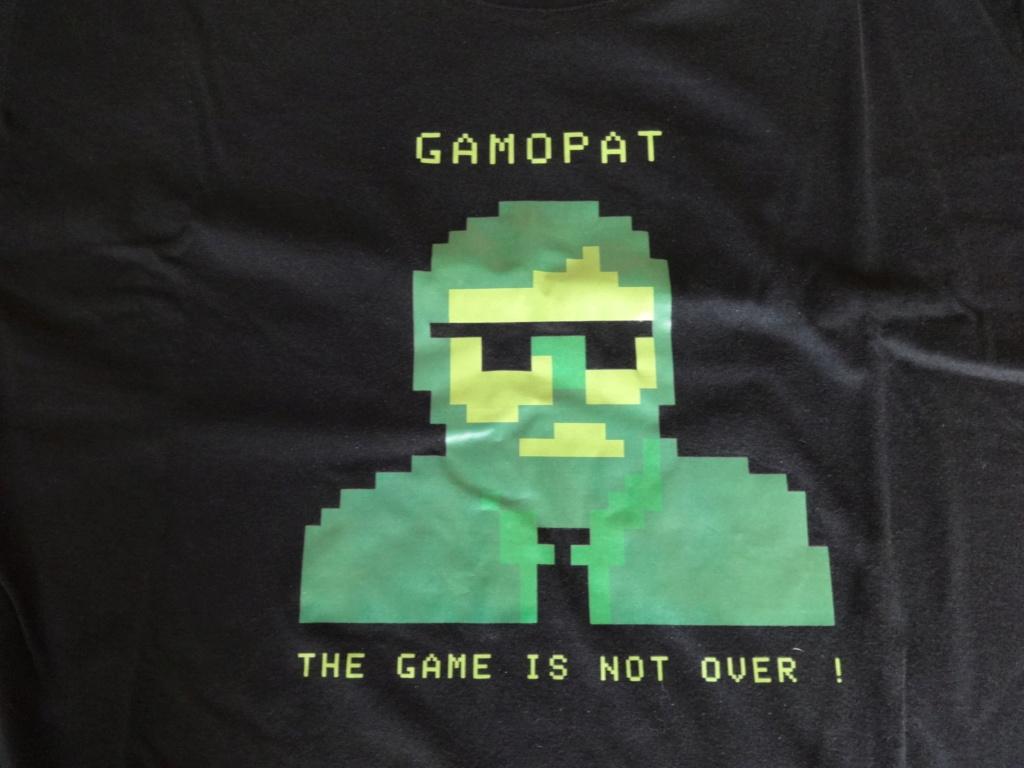 [Echange] Tee-shirt GAMOPAT vs Jeu Megadrive Dsc00212