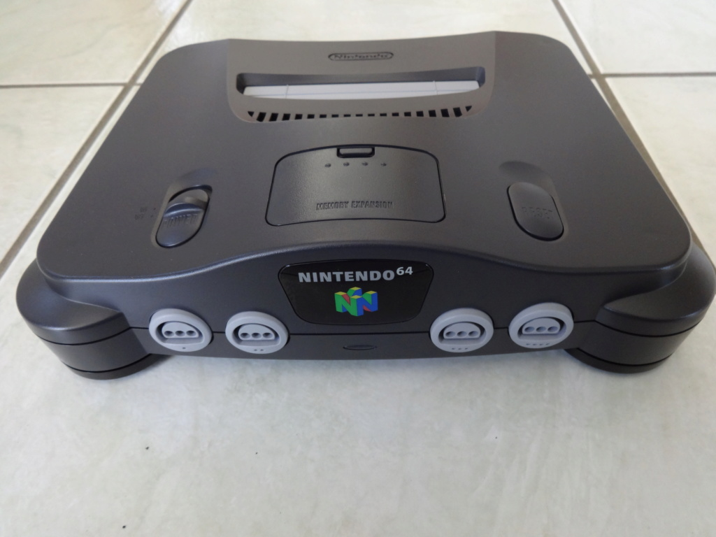[Echange / Vends] N64 + jeux vs Snes mini Dsc06915