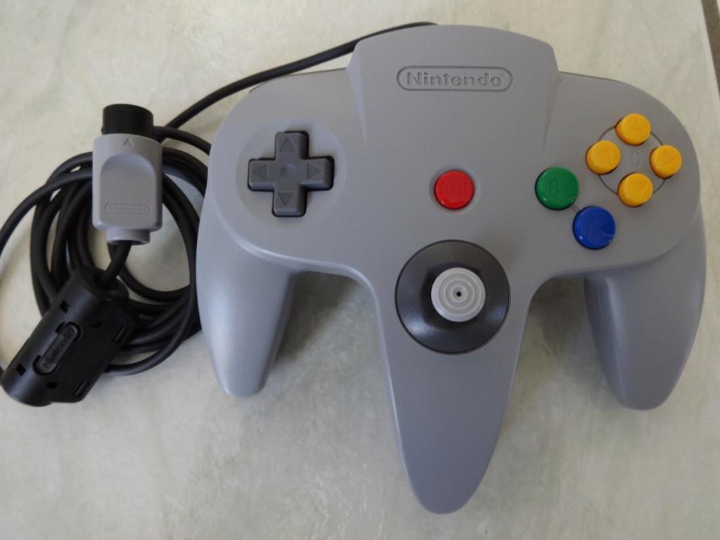 [Echange / Vends] N64 + jeux vs Snes mini Dsc06916