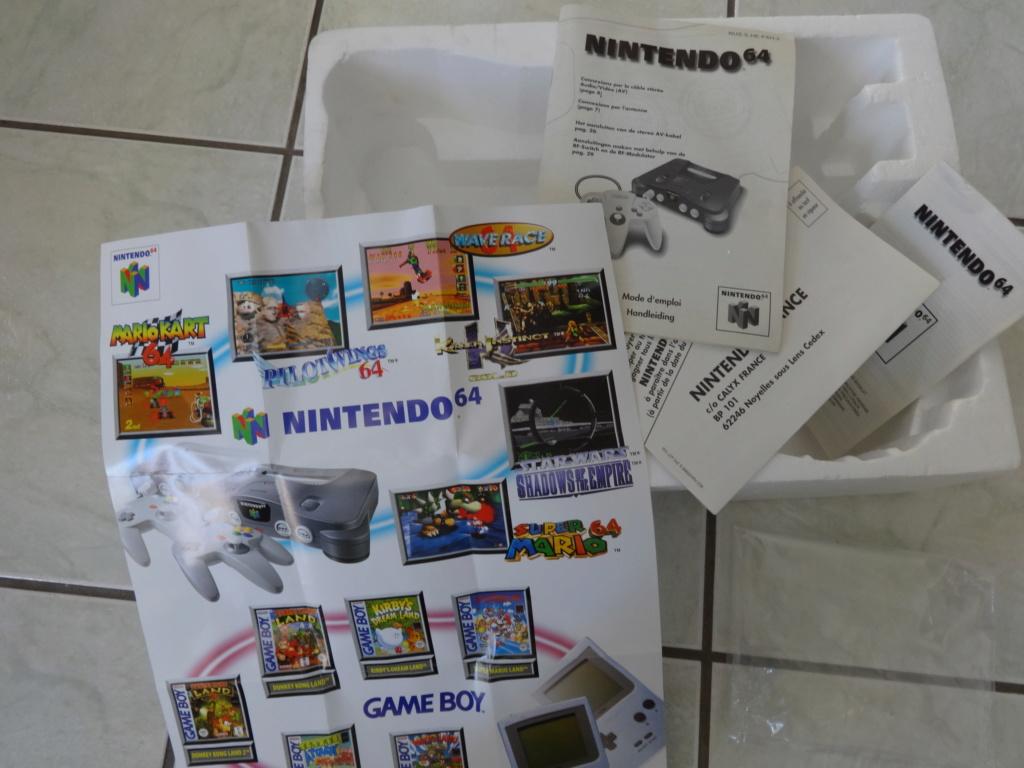 [Echange / Vends] N64 + jeux vs Snes mini Dsc06921