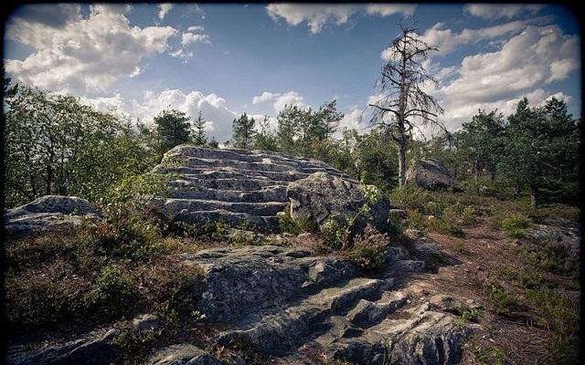 Les rochers de Vottovaara Vottov12