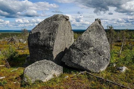 Les rochers de Vottovaara Vottov14
