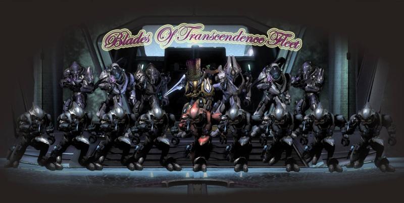 Blades of Transcendence Fleet