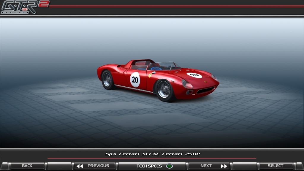 250P Ferrari LeMans Winner WIP  - Page 3 53125013