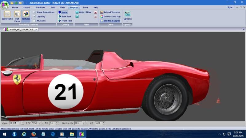 250P Ferrari LeMans Winner WIP  - Page 3 Newsco10