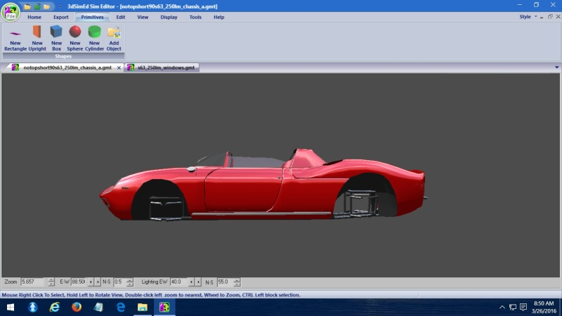 250P Ferrari LeMans Winner WIP  - Page 2 Shortl10