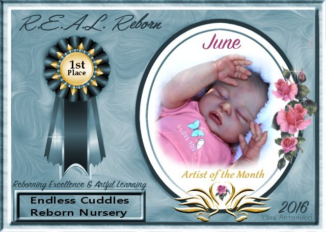 2016 AOTM JUNE Winner Logo - Angela of Endless Cuddles Reborn Nursery A_real13