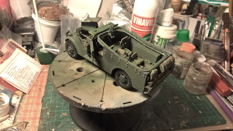 M3 Scout Car - Zvezda 1/35 (PINO BROCCHINI) Wp_20120