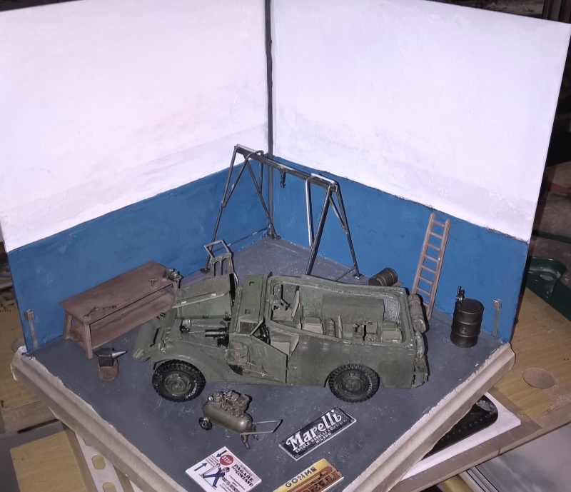 M3 Scout Car - Zvezda 1/35 (PINO BROCCHINI) Wp_20124