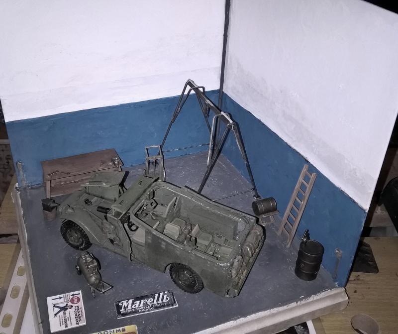 M3 Scout Car - Zvezda 1/35 (PINO BROCCHINI) Wp_20125