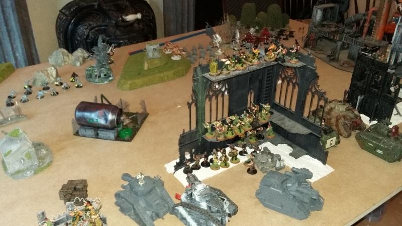 Mini-campagne en cours : L'attaque de la planète Gryphonys VII (Tyranides VS GI) 20160410