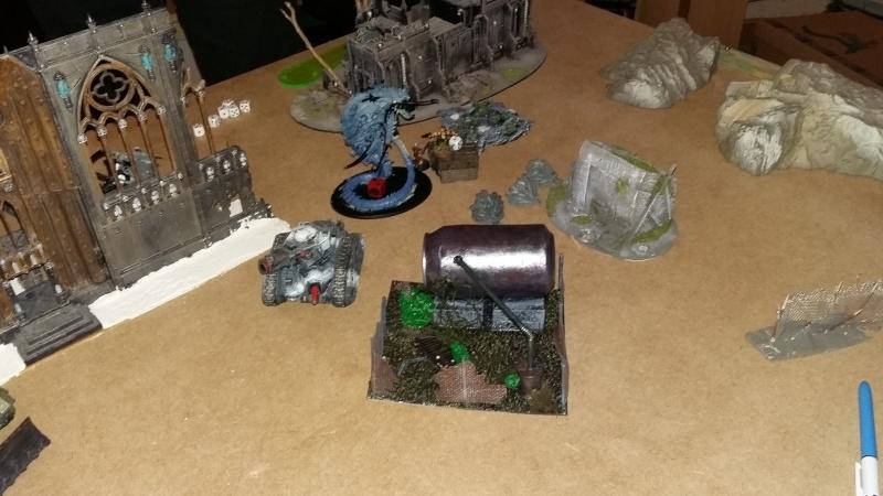 Mini-campagne en cours : L'attaque de la planète Gryphonys VII (Tyranides VS GI) 20160415