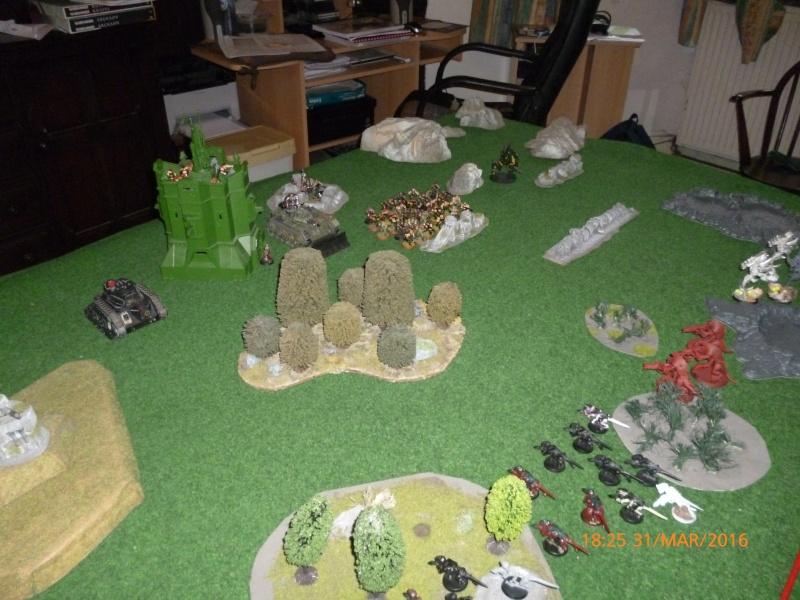 Mini-campagne en cours : L'attaque de la planète Gryphonys VII (Tyranides VS GI) P1030616