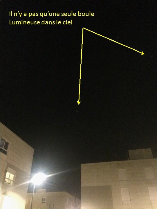 2016: le 16/04 à 23h50 - Lumière étrange dans le ciel  -  Ovnis à hautmont - Nord (dép.59) Hautmo10