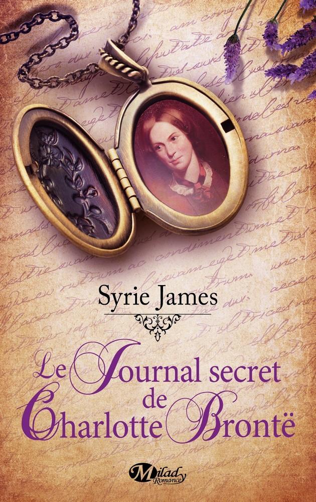 JAMES Syrie - Le journal secret de Charlotte Brontë 1603-j10