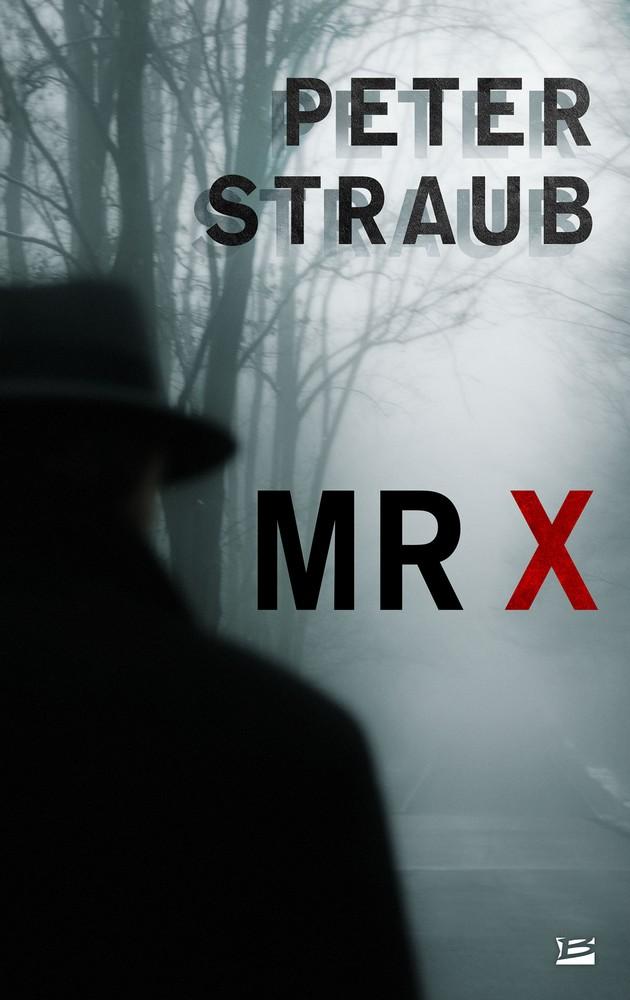 STRAUB Peter - Mr X 1603-m10