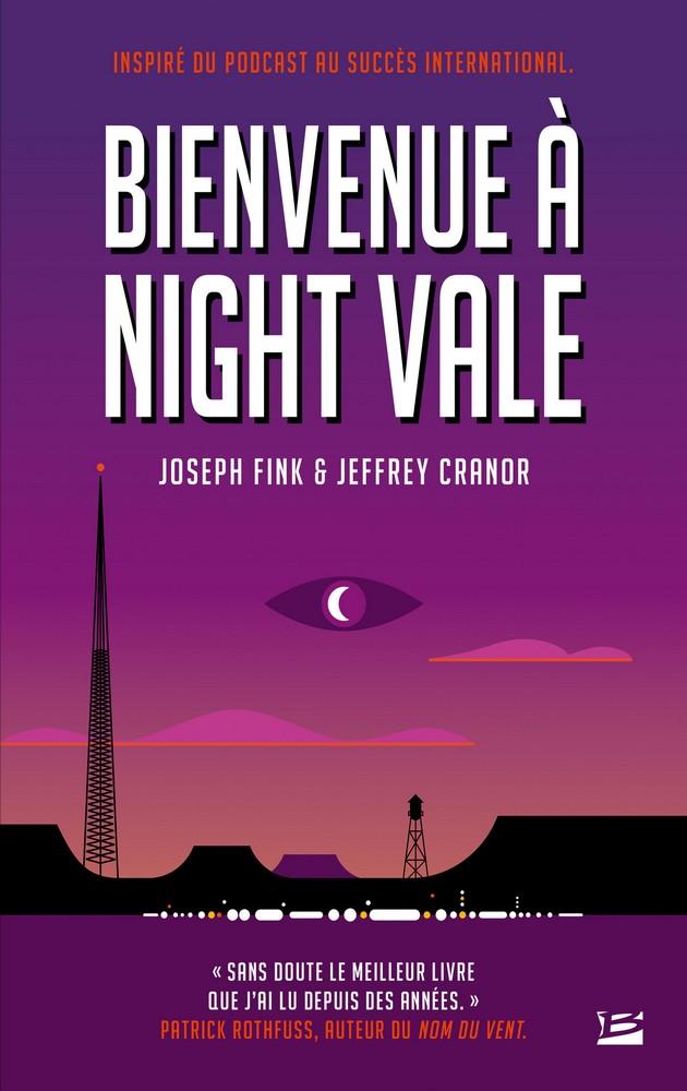 CRANOR Jeffrey & FINK Joseph - Bienvenue à Night Vale 1603-v10