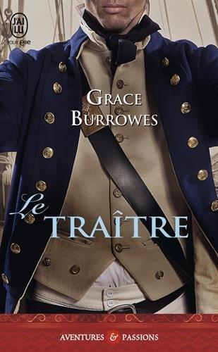 BURROWES Grace - Le traître 51rtvf10
