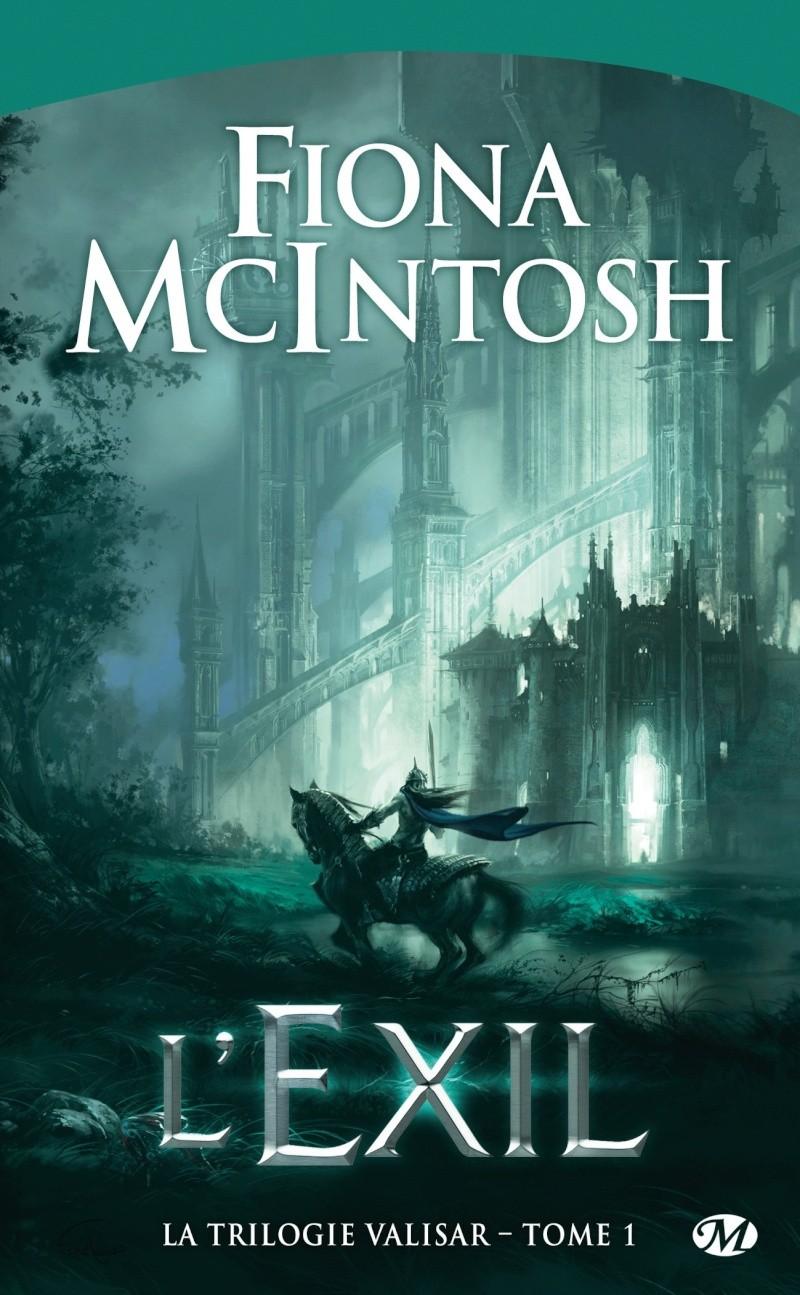 MCINTOSH Fiona - LA TRILOGIE VALISAR - Tome 1 : l'Exil 81qkr510