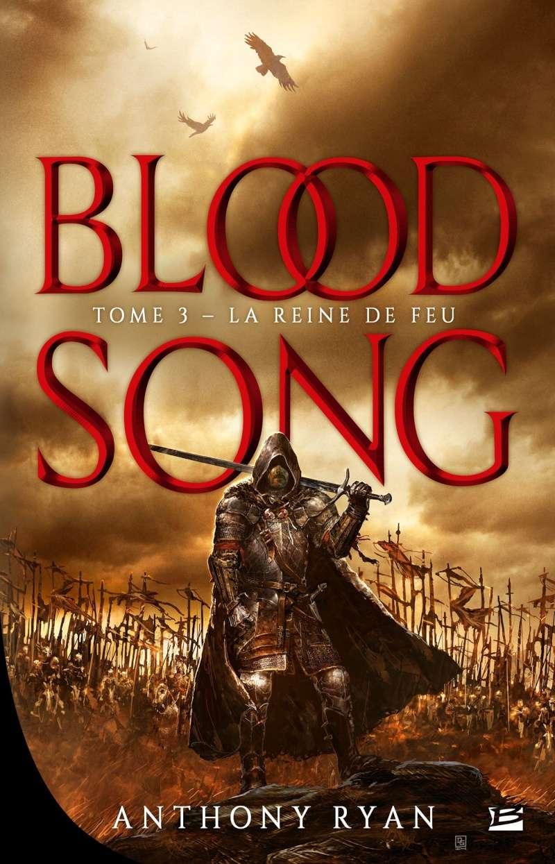 RYAN Anthony - BLOOD SONG - Tome 3 : La Reine de Feu 91qo3z10