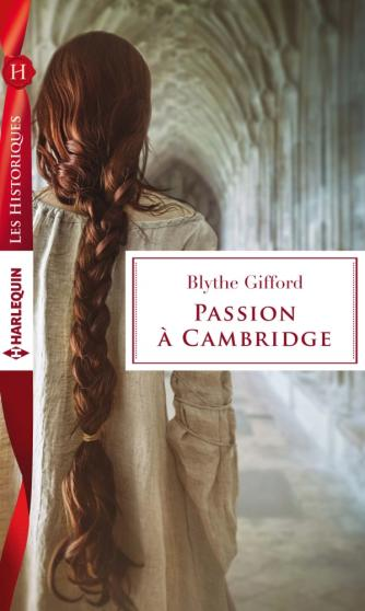 GIFFORD Blythhe - Passion à Cambridge 97822818
