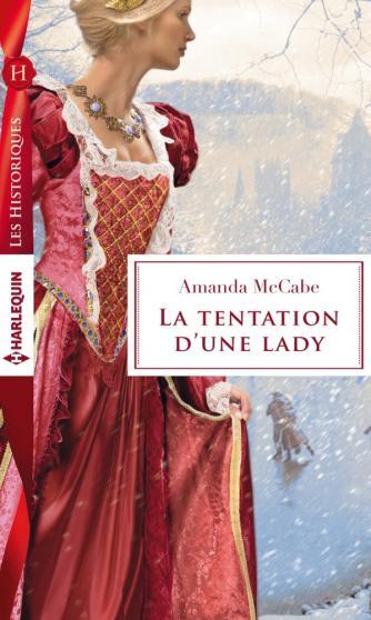 McCABE Amanda -  La tentation d'une lady  97822819