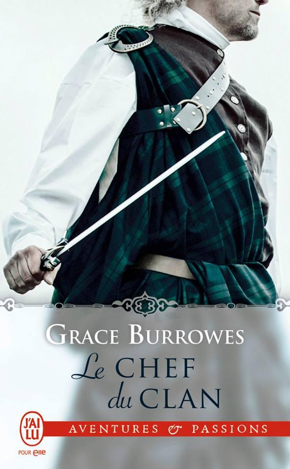 BURROWES Grace - le chef du clan Clan10